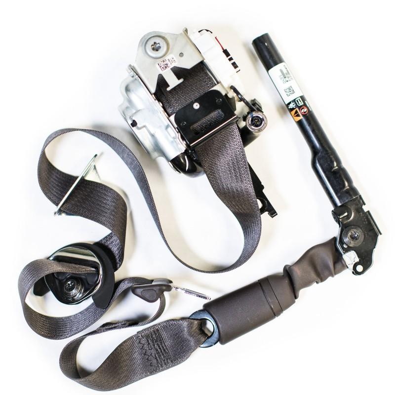 Nissan Rogue Seat Belt Repair - 2 Plugs