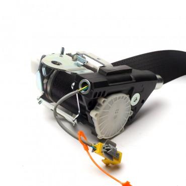 VW Passat Seat Belt Repair After Accident Deployment