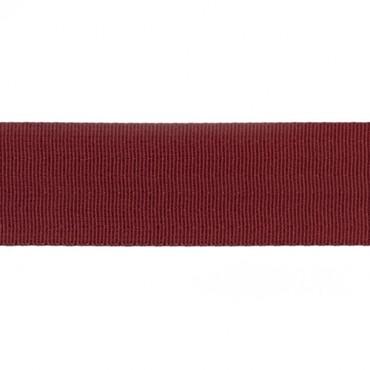 Burgundy Seat Belt Webbing