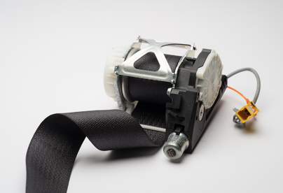 Repair seat belt retractor