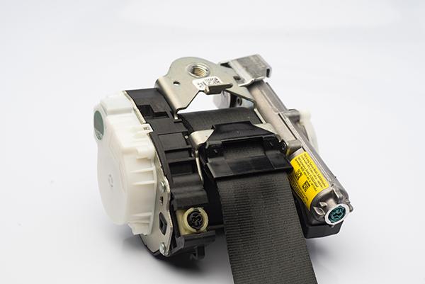 Ford seat belt retractor repair