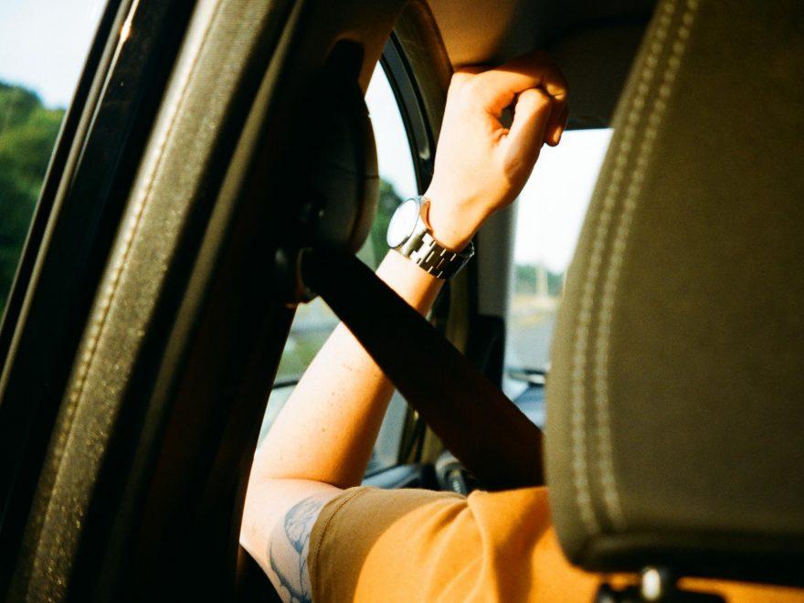 Broken Seat Belts
