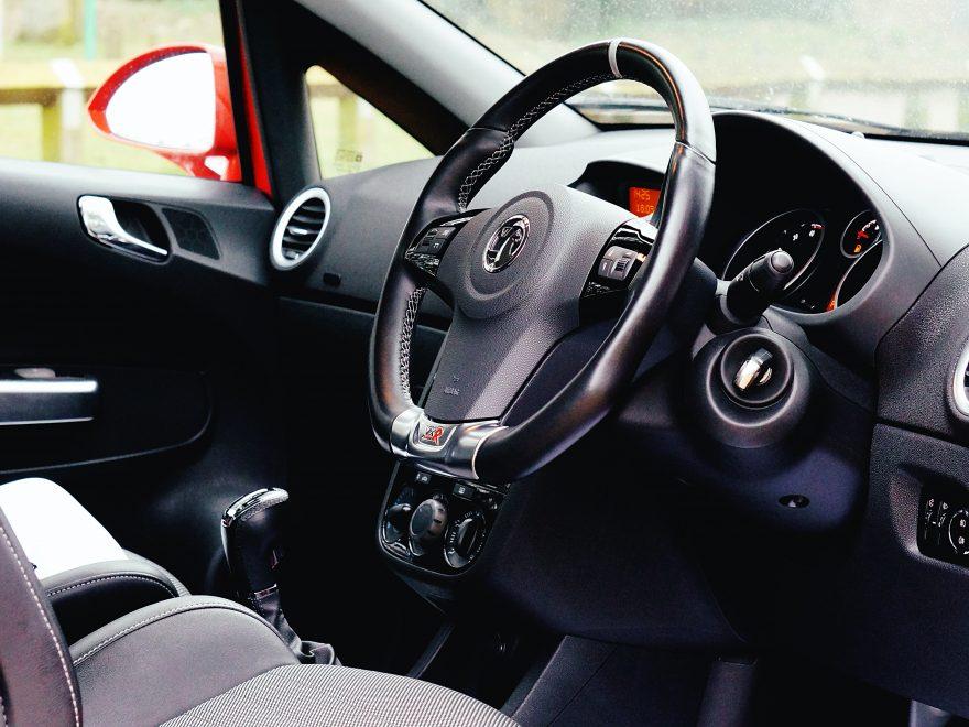car internal