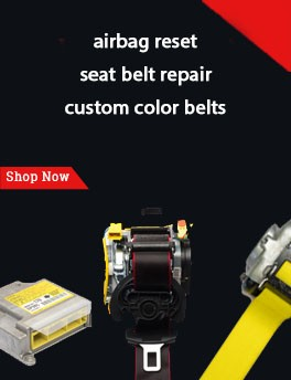 Seat Belt Restore Services